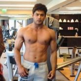 Sidharth Shukla's throwback gym picture leaves his fans swooning