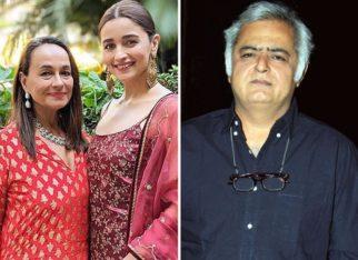 Soni Razdan responds to Hansal Mehta's tweets amid nepotism controversy after Alia Bhatt gets trolled mercilessly