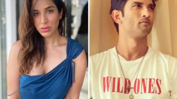Sophie Choudry croons 'Meethi Boliyan' from Kai Po Che as she remembers Sushant Singh Rajput