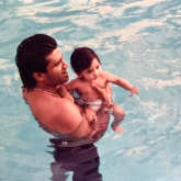 Suniel Shetty shares adorable throwback photo with toddler Ahan Shetty