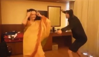 Sushant Singh Rajput looks happy in this video while dancing with Dil Bechara co-star Subbalakshmi