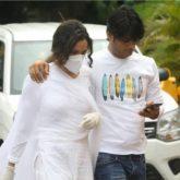 Sushant Singh Rajput's Pavitra Rishta co-star Ankita Lokhande pays his family a visit