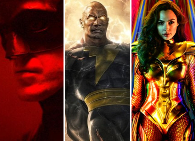 The Batman, Black Adam, Wonder Woman 1984 among others scheduled for DC FanDome
