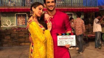 Throwback to when Sara Ali Khan credited her success in Kedarnath to Sushant Singh Rajput