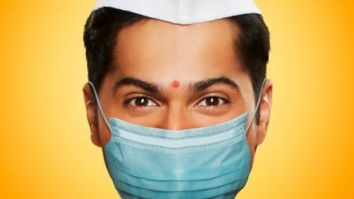 Varun Dhawan shares a revamped version of his Coolie No. 1 poster