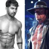 Varun Dhawan thanks WWE wrestler Undertaker for all the memories