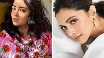 WATCH Ananya Panday says she's very excited about working with Deepika Padukone in Shakun Batra's next