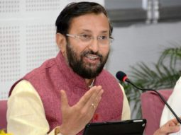 Union Minister Prakash Javadekar discusses problems faced by film industry; says theatres will open after reviewing COVID-19 situation in June