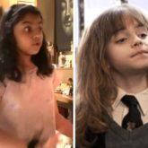 Sushmita Sen shares video of Alisah imitating Hermoine Granger from Harry Potter series