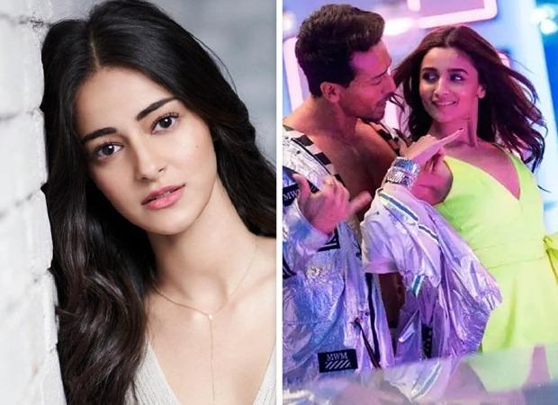 WATCH: Here's why Ananya Panday got very upset when Tiger Shroff got to dance with Alia Bhatt