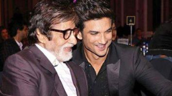 """Excessiveness can often lead to extremes,"" writes Amitabh Bachchan as he pays tribute to Sushnat Singh Rajput"