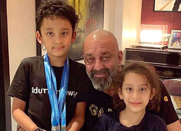 """Father's Day 2020: """"He makes sure he is there for them,"""" says Maanayata Dutt talking about Sanjay Dutt as a father"""