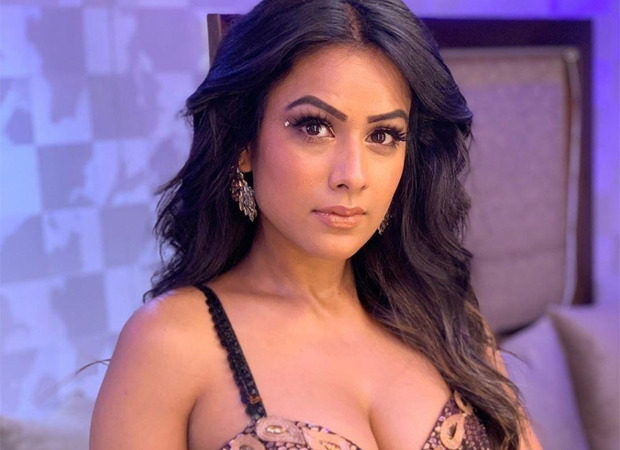 Nia Sharma starts shooting for Naagin 4 finale, shares back to set pictures