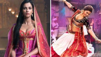 When someone mistook Aladdin actress Naomi Scott for Deepika Padukone on a film set, watch video