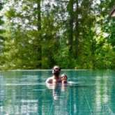 World Environment Day 2020: Ajay Devgn takes a dip in the pool with Yug, Kajol shares photos of planting succulents