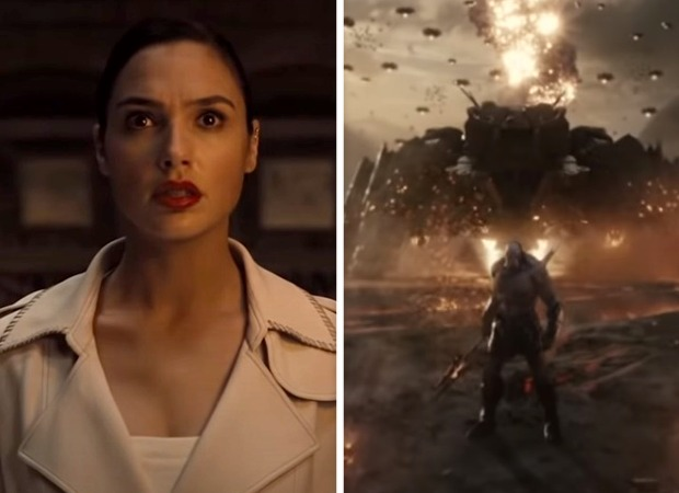 Zack Snyder release first footage featuring Wonder Woman and Darkseid from Justice League
