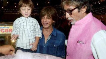 When AbRam Khan thought Amitabh Bachchan is Shah Rukh Khan's father