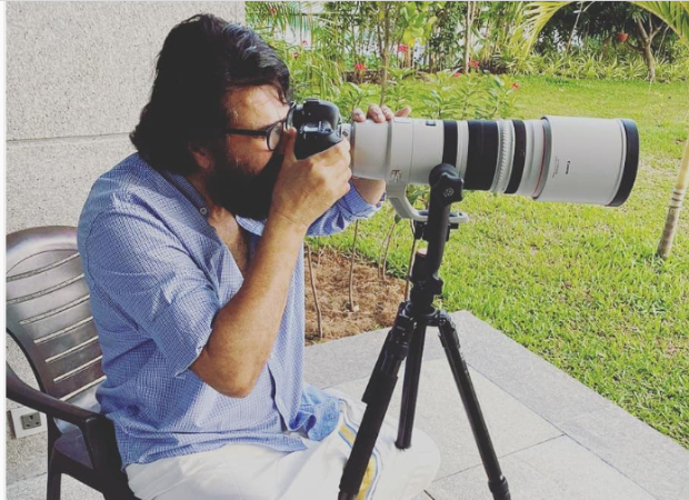 Mammootty gets back to his old hobby of photography, shares results