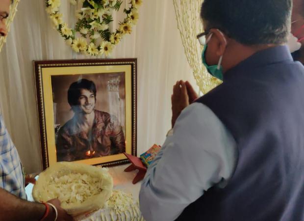 Union Minister Ravi Shankar Prasad visits Sushant Singh Rajput's family; says he deserved more