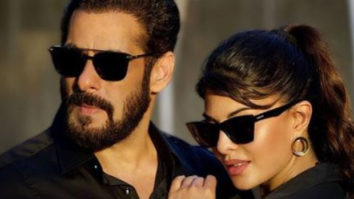 Watch: Locals cheer as Salman Khan and Jacqueline Fernandez go cycling in Panvel