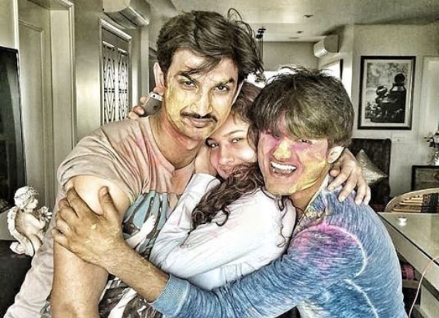 """""""Only you could've saved him,"""" writes Sushant Singh Rajput's friend Sandip Ssingh in a note to Ankita Lokhande"""