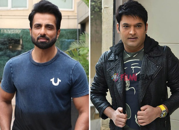 """""""For the first time you'll see so many moist eyes,...Sonu Sood on shooting with Kapil Sharma"""