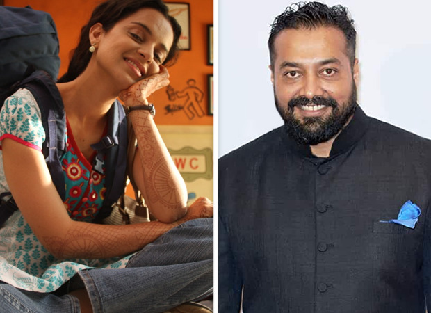 """""""Made Queen when Kangana Ranaut was out of work,"""" reveals Anurag Kashyap"""