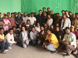 "Abhishek Bachchan expresses gratitude towards the crew of Breathe Into the shadows, ""Till we Breathe again..."""
