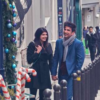 Ahead of Dil Bechara release, Sanjana Sanghi pens an emotional note with Sushant Singh Rajput