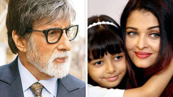 Amitabh Bachchan couldn't hold back tears as Aishwarya Rai Bachchan and Aaradhya got discharged from the hospital