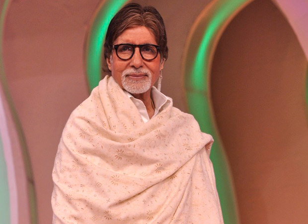 Amitabh Bachchan seeks help for God for quick recovery from COVID-19