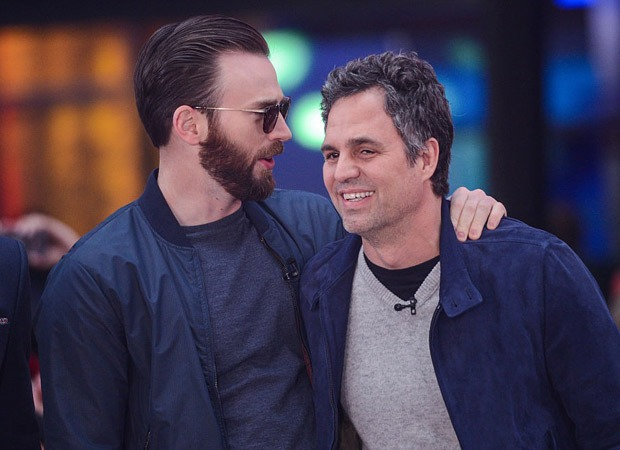 Avengers starsChris Evans and Mark Ruffalo send sweet messages to a young boy who saved sister from dog attack