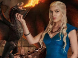 Bhumi Pednekar shares fan art of herself transforming in Emilia Clarke's Daenerys Targaryen from Game Of Thrones