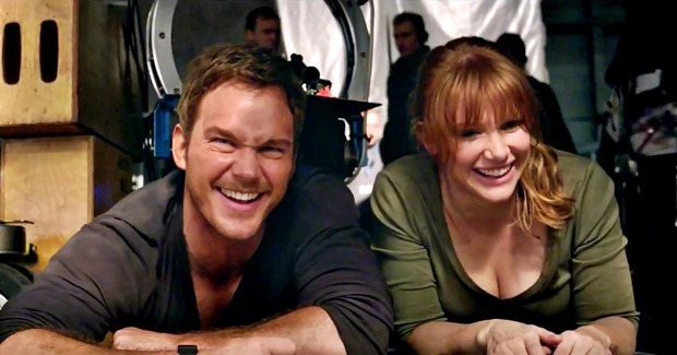 Bryce Dallas Howard is back on Jurassic World Dominion set with Chris Pratt and already has bruises