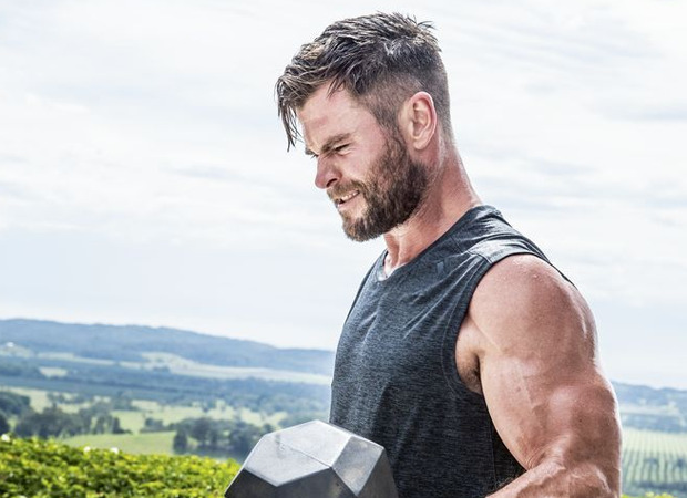 """Chris Hemsworth is bulking up for Hulk Hogan biopic - """"I will have to put on more size than I ever have before"""""""