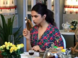 Deepika Padukone shares goofy video after eating cake all week