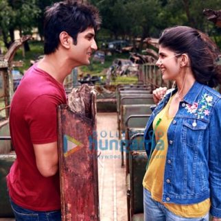 Movie Stills Of The Movie Dil Bechara