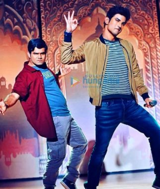 Movie Stills Of The Movie Dil Bechara
