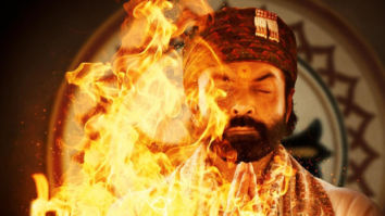 FIRST LOOK: Bobby Deol looks intense in the upcoming web series Aashram
