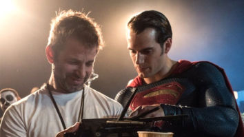 """Henry Cavill reacts on Zack Snyder's Justice League -""""I think it's great that he has an opportunity to finally release his vision"""""""