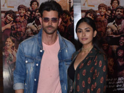 Hrithik Roshan and Mrunal Thakur express gratitude as Super 30 completes one year