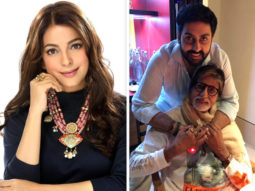 Juhi Chawla clarifies the mention of Ayurveda in her tweet for Amitabh Bachchan and Abhishek Bachchan