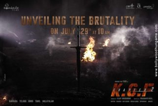 First Look Of K.G.F - Chapter 2