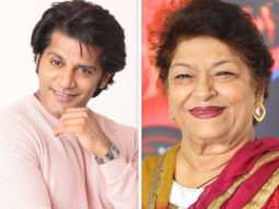 Karanvir Bohra goes down the memory lane and shares a heartfelt memory of Saroj Khan