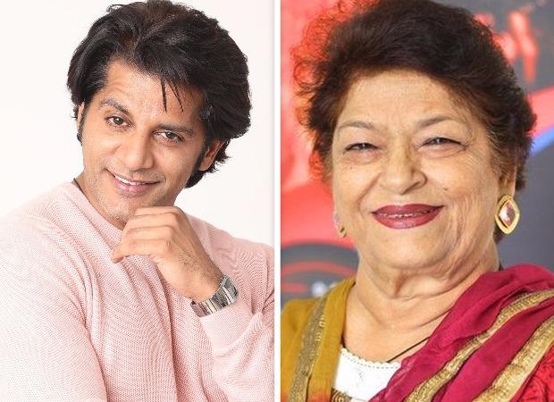 Karanvir Bohra goes down the memory lane and shares a heartfelt memory of Saroj Khan