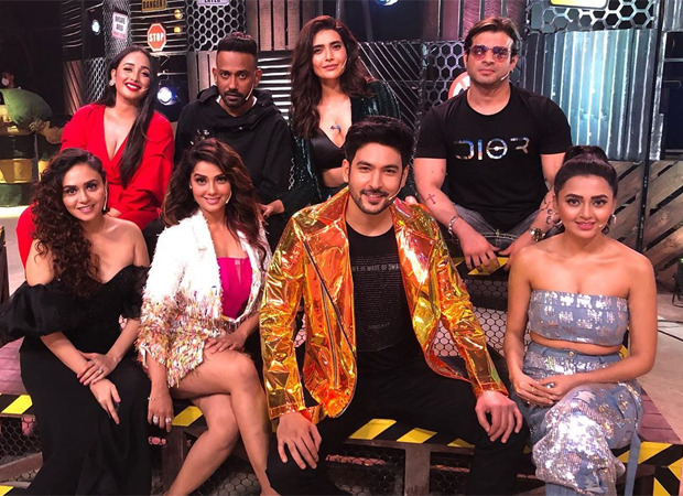 Khatron Ke Khiladi 10 Shivin Narang shares pictures with fellow contestants from the finale and it will increase your anticipation