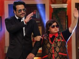 Krushna Abhishek and Bharti Singh shoot for a new show, fans wonder if they've quit The Kapil Sharma Show
