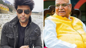 Kushal Tandon's grandfather Lalji Tandon, Madhya Pradesh's Governor, passes away at 85