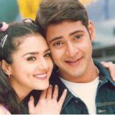 Mahesh Babu and Preity Zinta celebrate 21 years of Raja Kumarudu