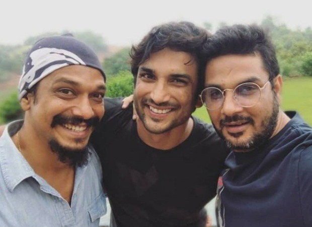 Mahesh Shetty shares heartwarming pictures with Sushant Singh Rajput post Dil Bechara release